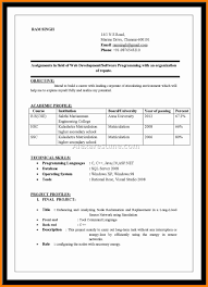 resume format freshers free download document best resume format for freshers free download free resume