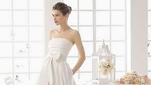 satin wedding dress with train 2016 youtube
