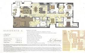 Floor Plan La by La Serena A Floorplan Chuck Barnes