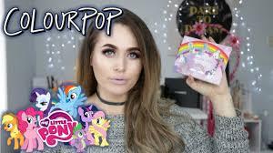 honest colour pop pony palette review tut u0026 swatches