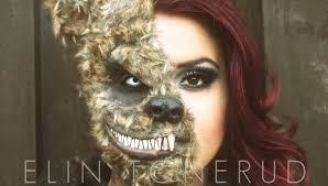 Bear Halloween Makeup by 20 Unusual Makeup Masterpieces Pop Culture Gallery Ebaum U0027s World
