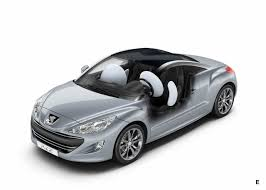 peugeot two door car peugeot rcz released with photos autoevolution