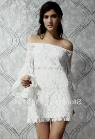 white lace cocktail dresses with sleeves naf dresses