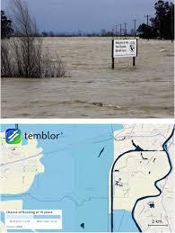 Fema Flood Map Search California Deluge Matches Flood Maps In Temblor Temblor Net