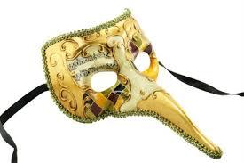 plague doctor decorated classic venetian