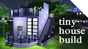 tiny house the sims 4 build youtube