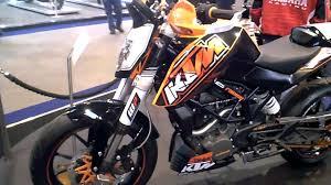 ktm 125 duke 2010 u2013 idee per l u0027immagine del motociclo
