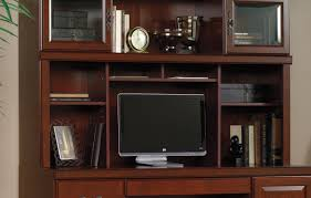 Office Computer Desk With Hutch Small Computer Desk With Hutch Computer Hutch Armoire Office