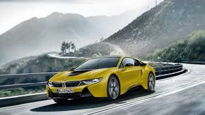 bmw i8 wallpaper wallpaper bmw i8 frozen yellow edition 2017 automotive cars