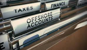 Sle Of Credit Card Statement by Offshore Bank Accounts