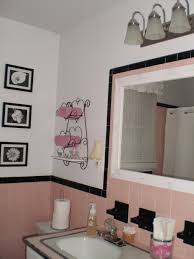 Black And Pink Bathroom Ideas 43 Best Pink Bathroom Redo Images On Pinterest Pink Bathrooms