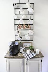 kitchen coffee bar ideas how to set up a kitchen coffee station my from home
