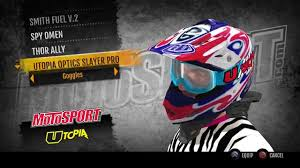 smith motocross goggles mx vs atv supercross encore ps4 all 2015 2016 riding gear