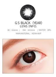 halloween contacts lenses magic cosmetic contact lens 14mm 1 year use colored contact lenses