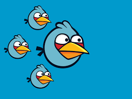 red angry bird wallpaper 6807630