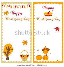thanksgiving day background pie pumpkin stock vector