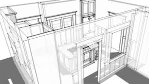 Home Design Using Sketchup Planning A Kitchen Renovation Using Sketchup