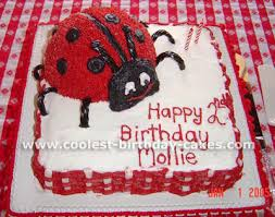 ladybug birthday cake ideas for a child u0027s birthday party