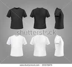 tshirt vector black shirt
