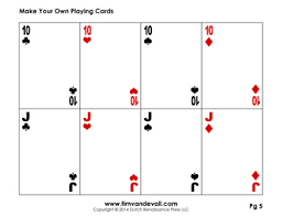 blank card template make your own cards pdf