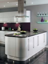 kitchen units design choosing the perfect kitchen design kitchen unit curves and