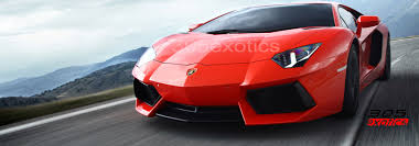 Lamborghini Aventador Limo - exotic car rental miami