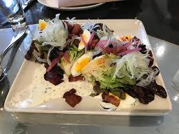 ad hoc cuisine beautiful salad at ad hoc in yountville picture of ad hoc