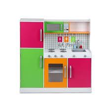 cuisine en bois jouet pas cher helloshop26 dinette cuisine dinette cuisinière en bois pour enfants