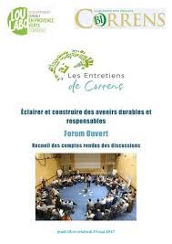 Chambre Ré Ionale Des Comptes Paca Calaméo Les Entretiens De Correns Recueil De Comptes Rendus