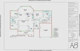 interior design by mallory my first autocad project