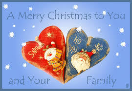 a merry to you and your family