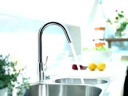 no touch kitchen faucets kitchen touch faucet lead free stainless steel pull out touch