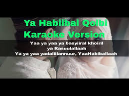 Ya Habibal Qolbi 6 36 Mb Instrumen Gambus Ya Habibal Qolby Stafaband