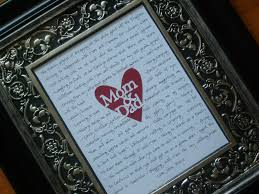 wedding gift to parents weding parents wedding gift ideas from and groom