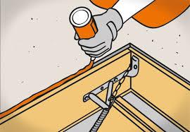 treppe nachtrã glich einbauen bodentreppe einbauen in 6 einfachen schritten mit obi