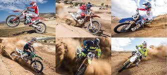 motocross bike breakers 2018 450 mx shootout dirt rider