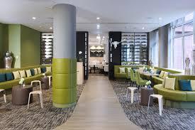 Waiting Area Interior Design Lindner Hotel City Plaza Refurbishment By Kitzig Interior Design