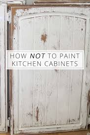 painting kitchen cabinets using deglosser how not to paint kitchen cabinets