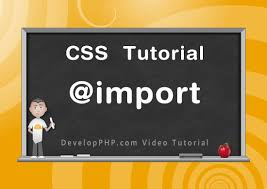css import rule import style sheet tutorial youtube