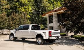 Most Comfortable Pickup Truck America U0027s Most Luxurious Pickup Truck Is The 100 000 2018 Ford F