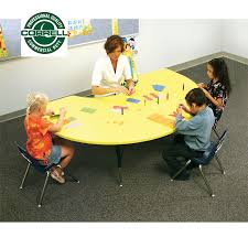kidney shaped table for sale kidney shaped activity tables on sale now church furniture partner