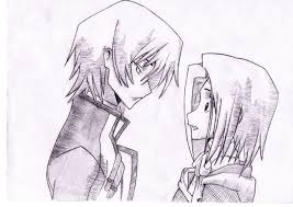 lineart and sketch on lelouch club deviantart