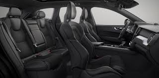 2016 volvo xc60 interior volvo xc60 attacks luxury cuv market test drives content