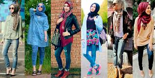 style trends 2017 latest women casual hijab styles with jeans trends 2017 2018
