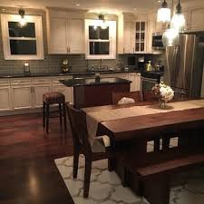 staten island kitchen cabinets si kitchens 14 photos countertop installation 580 bay st