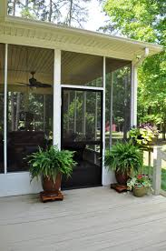 decoration ideas foxy image of screened front porch decoration