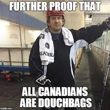 Canadian Meme - image tagged in canadian hockey imgflip