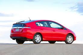 Honda Insight Hybrid Interior 2013 Honda Insight Overview Cars Com