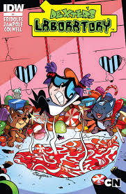 dexter u0027s laboratory viewcomic reading comics free