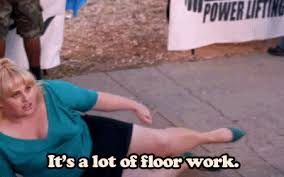 Fat Amy Memes - going to the gym as told by fat amy her cus